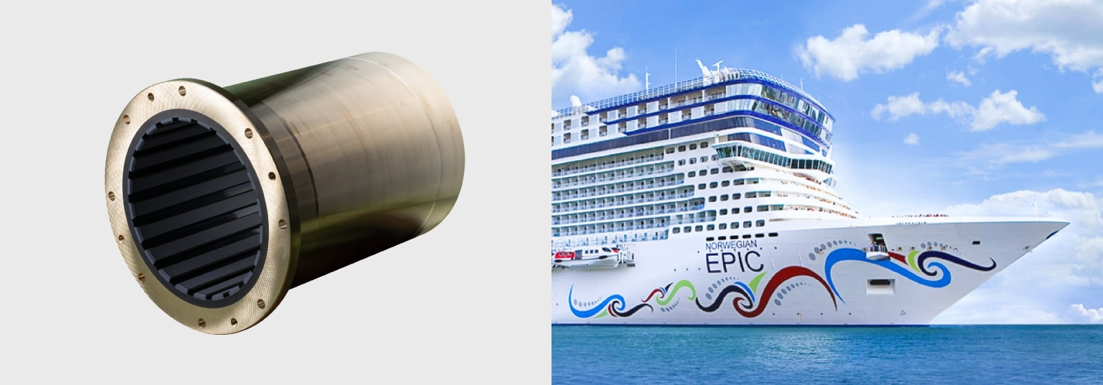 FF Bearings for Ships